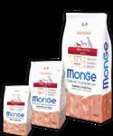 Monge Dog Speciality Line Mini Adult Salmone and Rice Монже Корм с лососем и рисом для взрослых собак мелких пород, 1 упак.