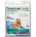 Frontline Фронтлайн Комбо капли от блох и клещей, для собак, 1 пип