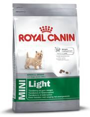 Royal Canin Mini Light / Мини Лайт Роял Канин Корм для собак мелких пород склонных к избыточному весу (0,8 кг; 2 кг; 4 кг; 8 кг)