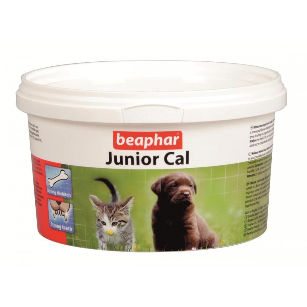 """Beaphar """"Junior Cal"""" Беафар - Минеральная смесь для котят/щенков"""