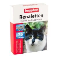 """""""Renaletten"""" Беафар - Витамины для кошек с почечными проблемами"""