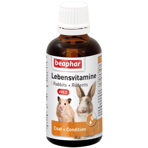 """Lebensvitamine"" Беафар - Витамины для грызунов"