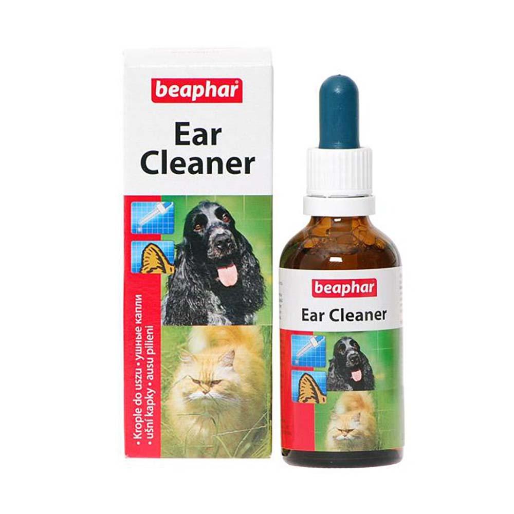 """Beaphar """"Ear-Cleaner"""" Беафар - Лосьон для ушей для кошек и собак"""
