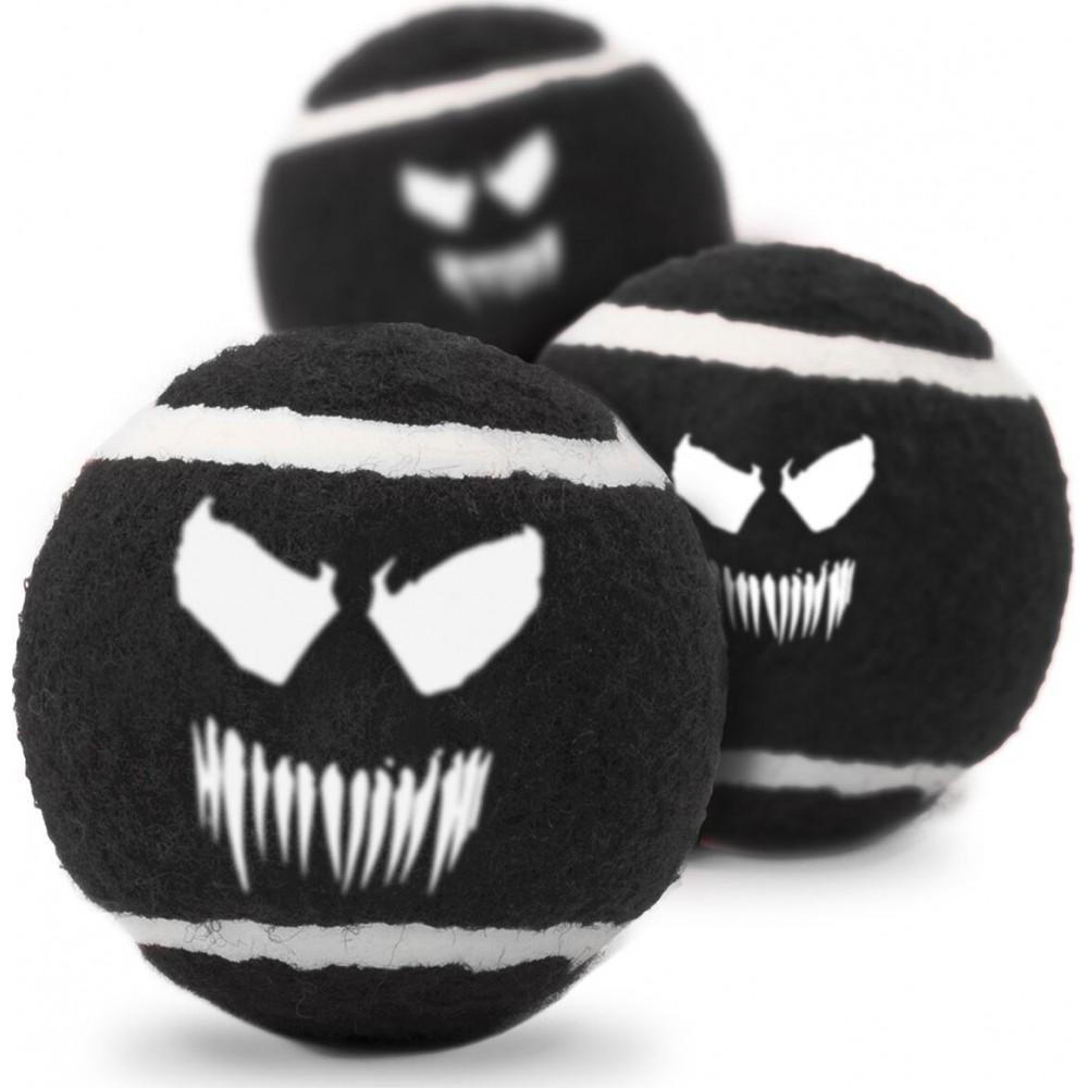 """Buckle-Down Venom - Игрушка для собак теннисные мячики """"Веном"""""""