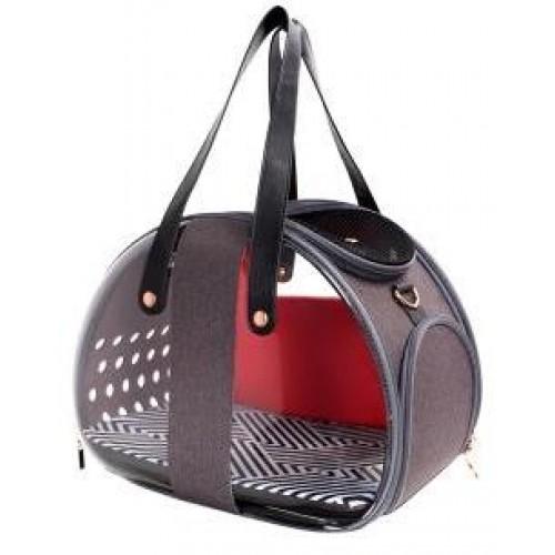 Ibiyaya Складная сумка-переноска для собак и кошек до 6 кг