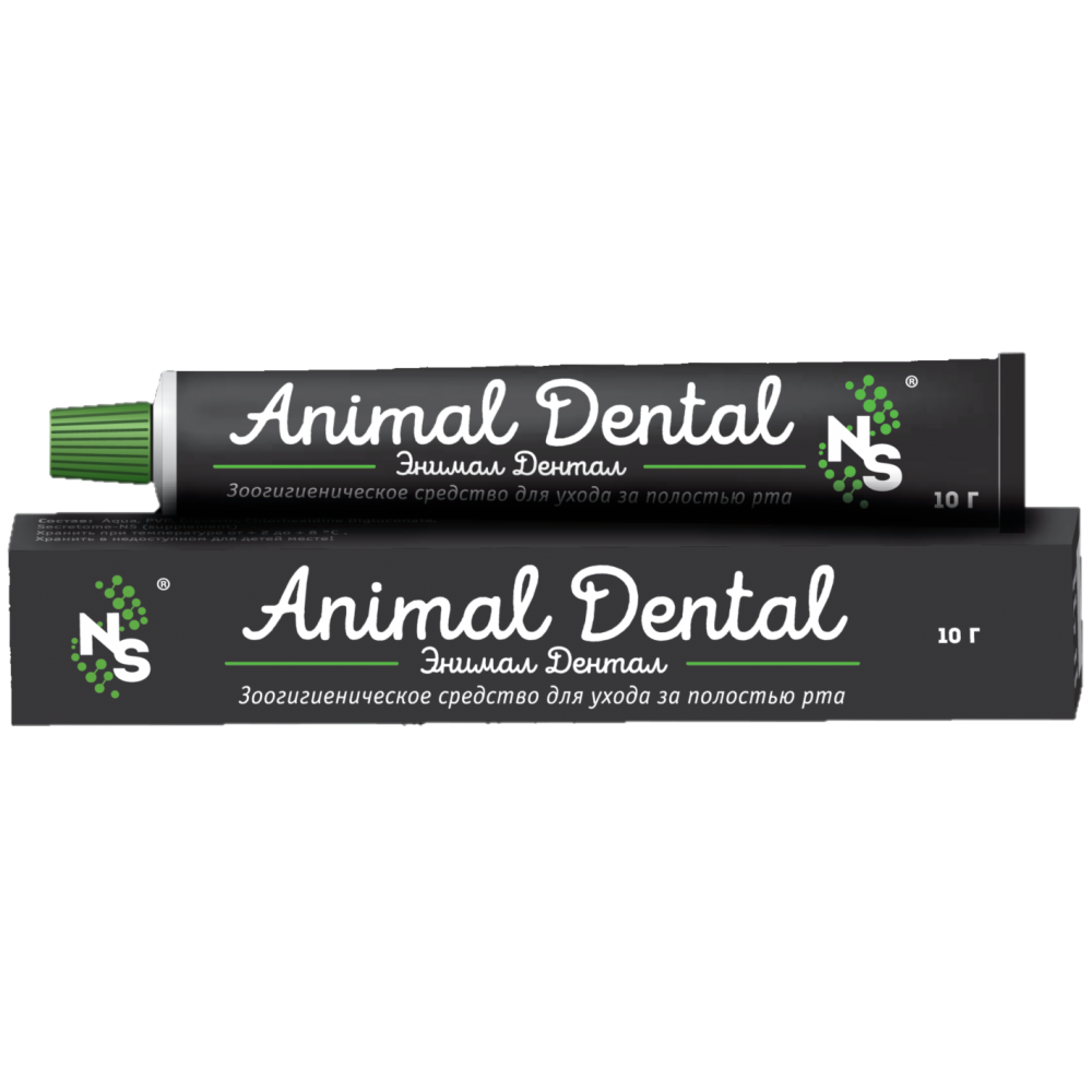 Animal Dental Энимал Дентал зоогигиенический гель
