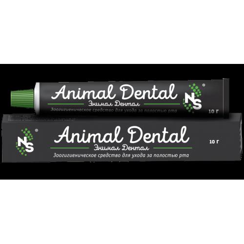 Animal Dental Энимал Дентал зоогигиенический гель, 10 гр