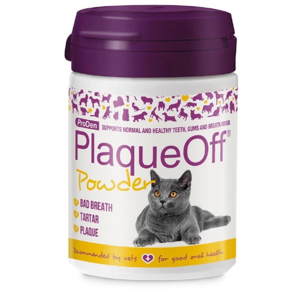 ProDen PlaqueOff PlaqueOff Средство для профилактики зубного камня у кошек ПлагОфф