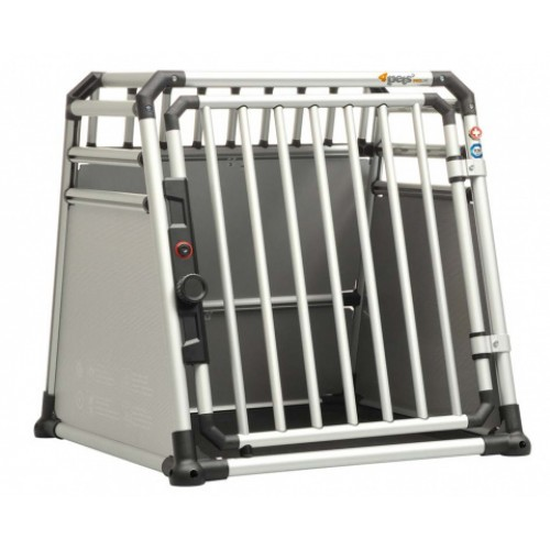 4pets Falcon S Автобокс для безопасной перевозки собак до 17кг.