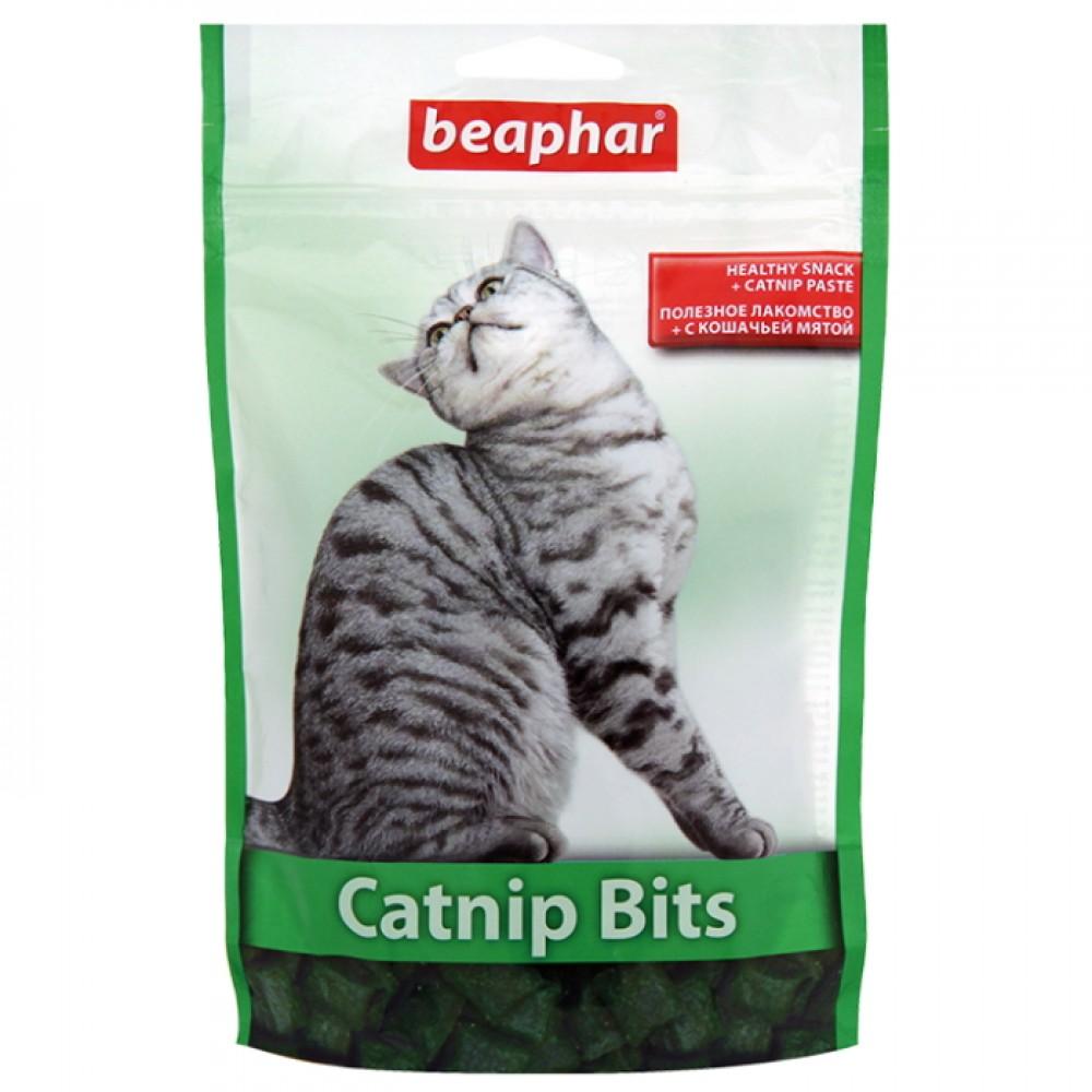 "Beaphar ""Catnip-Bits"" Беафар - Подушечки для кошек с кош.мятой"