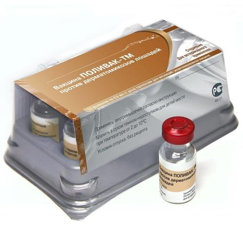 Поливак-ТМ вакцина для лошадей