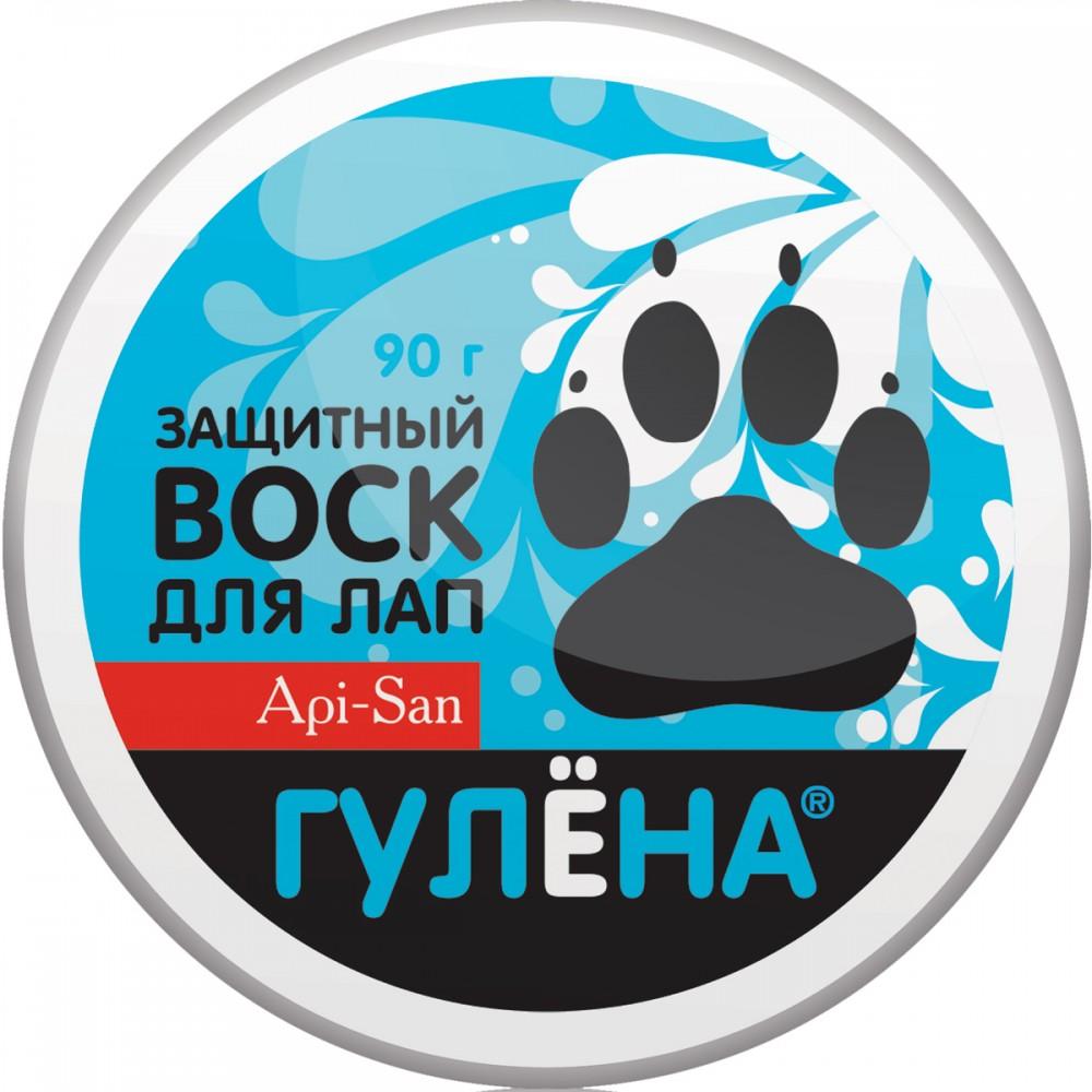 Apicenna Воск защитный для лап ГУЛЁНА, банка 90 г