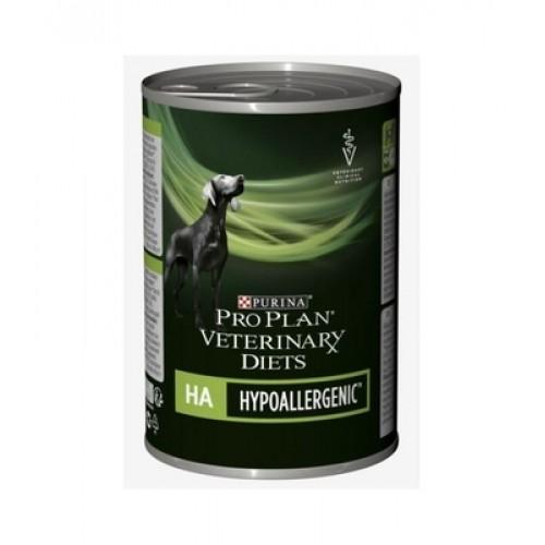 Veterinary Diets (НА) - Диетический влажный корм Пурина для собак при аллергии, БАНКА