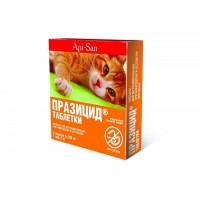 Празицид для кошек, 6 табл.