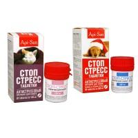 Стоп-стресс для кошек (капли, таблетки)
