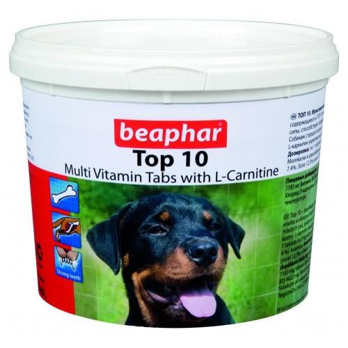"""""""Топ10"""" Беафар - Витамины для собак с глюкозамином"""