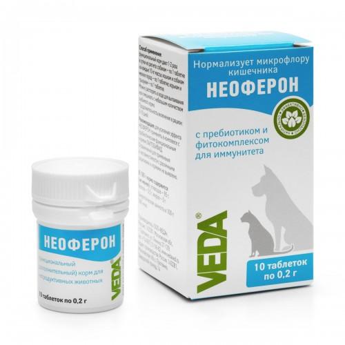 НЕОФЕРОН - Противовирусный препарат для плотоядных животных