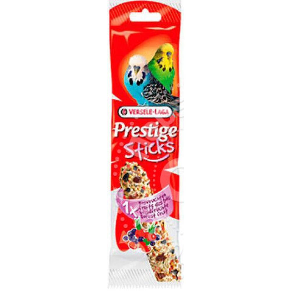VERSELE-LAGA корм для волнистых попугаев Prestige + палочка в подарок