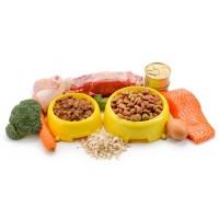 Умное питание для кошки. Сухие+влажные корма