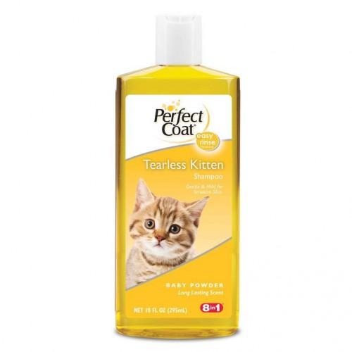 PC Tearless Kitten - Шампунь для котят без слез с ароматом детской присыпки