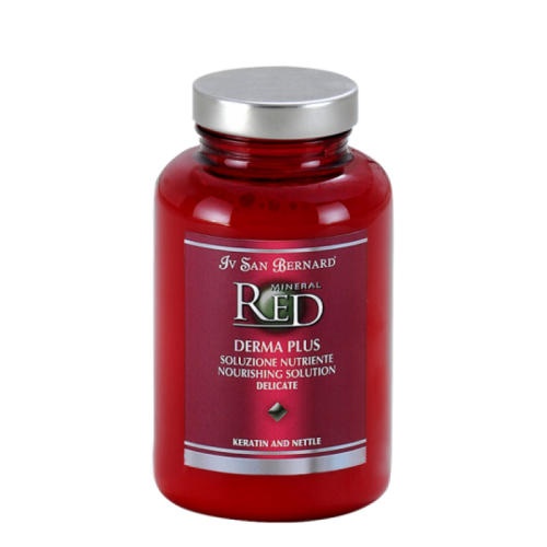 Mineral Red Derma Plus - Дерматологический кондиционер с кератином