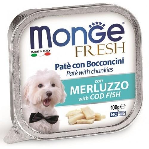 Dog Fresh - Консервы для собак треска