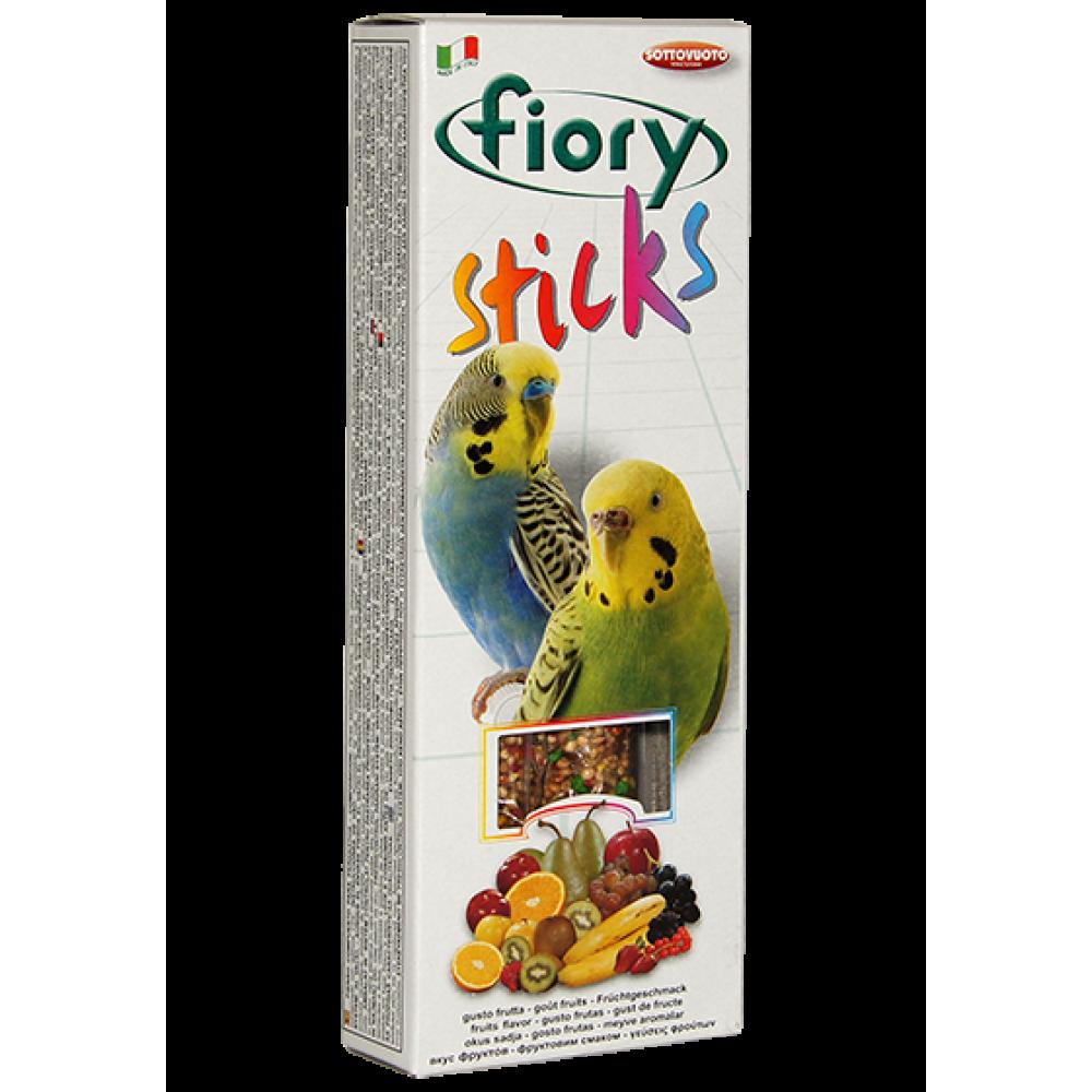 Fiory Sticks - Палочки для попугаев с фруктами
