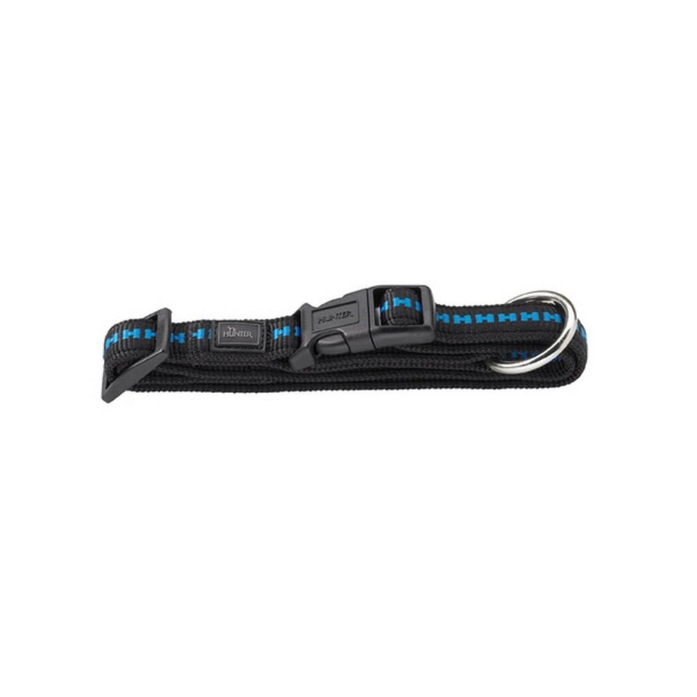 Hunter Hunter ошейник для собак Power Grip Vario Basic Soft XS (22-35 см), нейлон черный