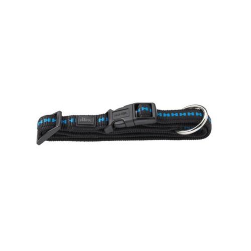 Hunter ошейник для собак Power Grip Vario Basic Soft XS (22-35 см), нейлон черный