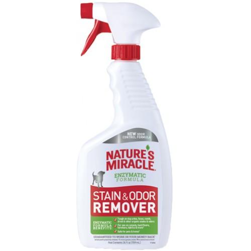 NM - Уничтожитель пятен и запахов от собак универсальный (спрей)