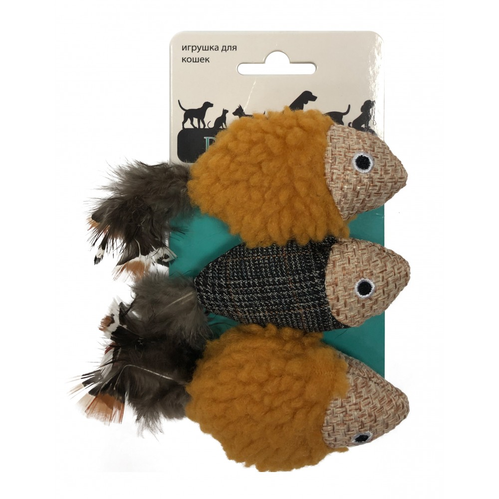 Aromadog Petpark - Игрушка для кошек Рыбки