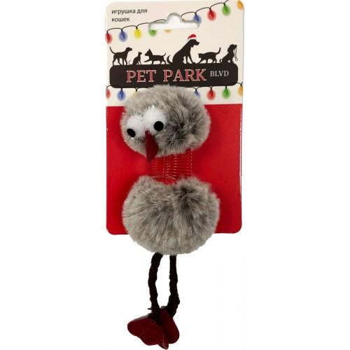 Petpark Christmas - Игрушка для кошек Птичка