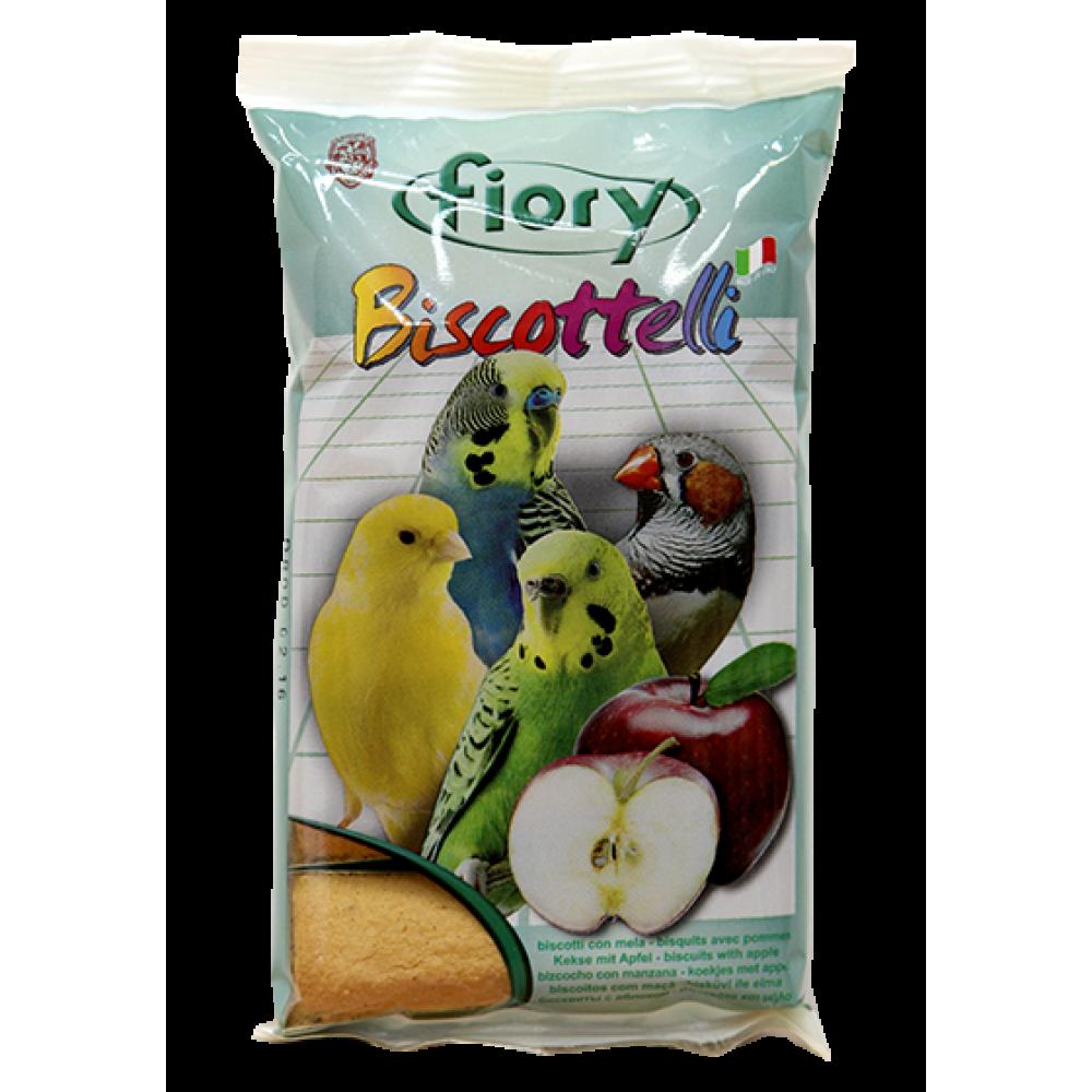 Fiory Biscottelli - Бисквиты для птиц с яблоком
