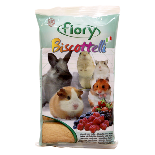 Biscottelli - Бисквиты для грызунов с ягодами