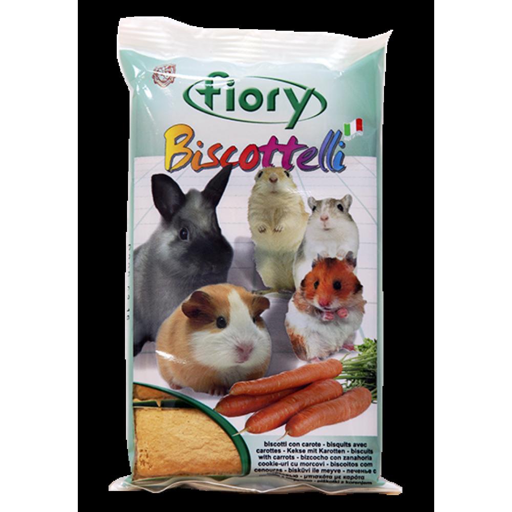 Fiory Biscottelli - Бисквиты для грызунов с морковью