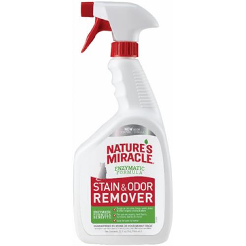 NM Remover Spray - Уничтожитель пятен и запахов от кошек (спрей)