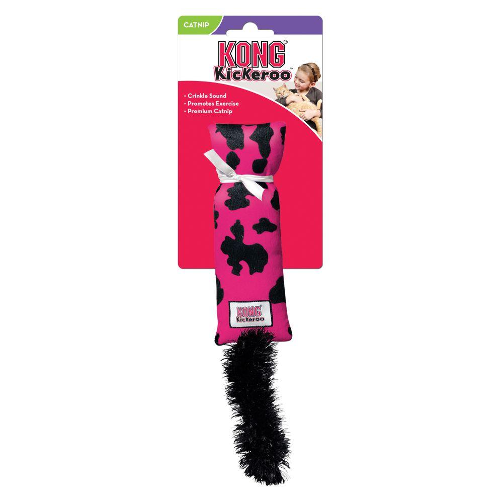 KONG Kickeroo - Игрушка для кошек с мятой