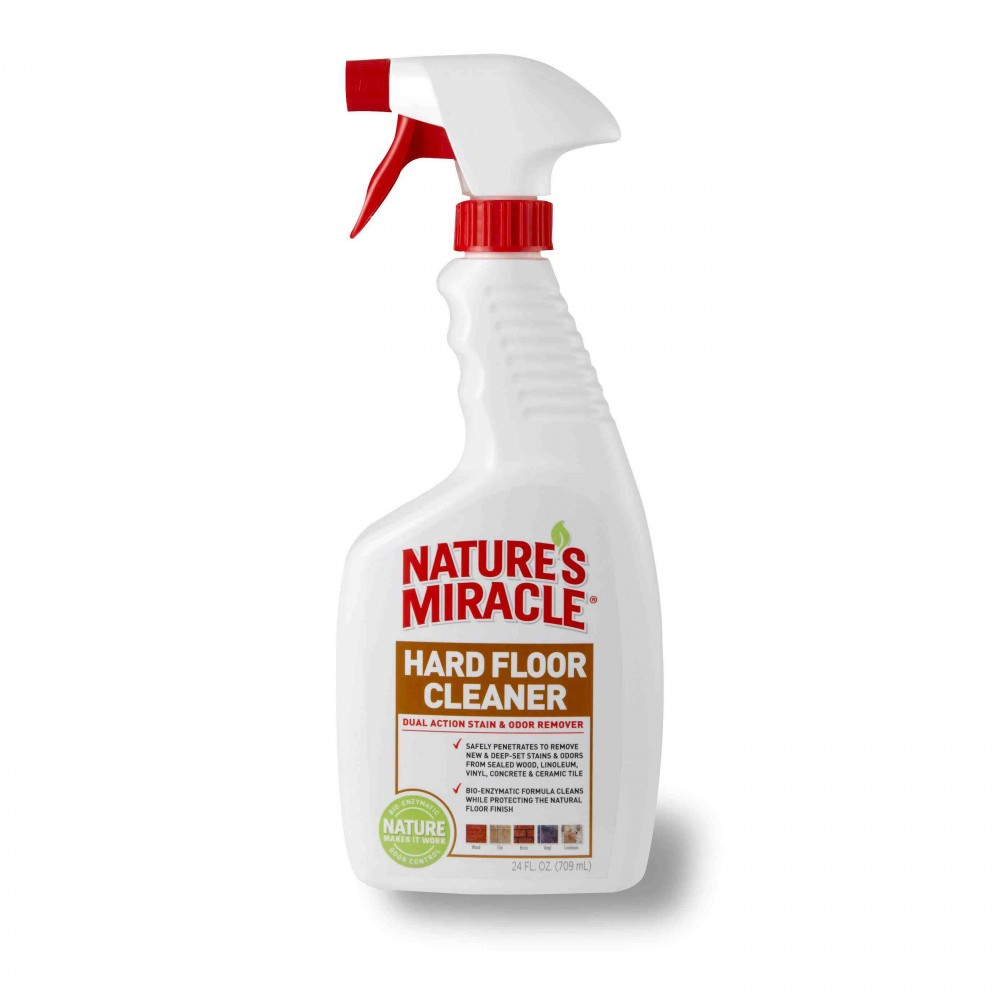 8 in 1 NM Hard Floor Cleaner - Средство от пятен и запахов для твердых покрытий полов (спрей)
