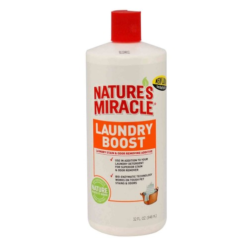 NM Laundry Boost - Средство для стирки для уничтожения пятен, запахов и аллергенов