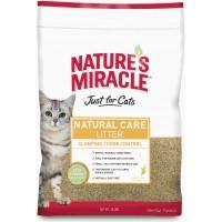 NM Premium Natural Care - Наполнитель кукурузный комкующийся для кошачьего туалета
