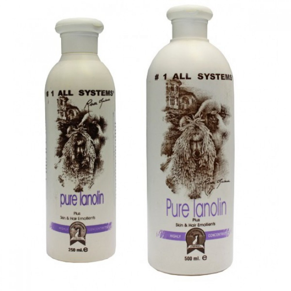 1 All Systems Pure Cosmetics Lanolin plus - Кондиционер с ланолином