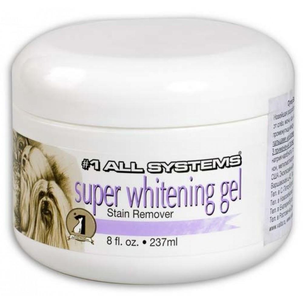 1 All Systems Super Whitening gel - Гель отбеливающий
