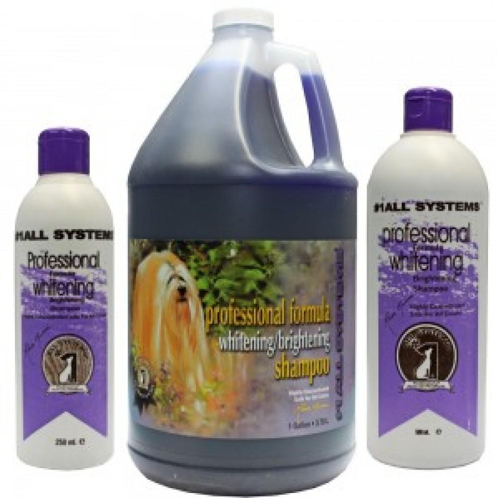 1 All Systems Whitening Shampoo - Шампунь отбеливающий для яркости окраса