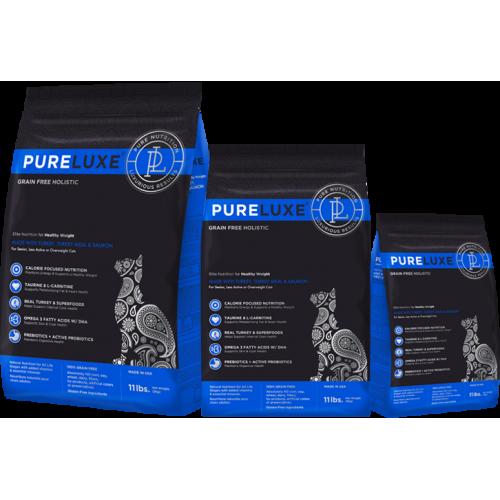 PureLuxe ПурЛюкс Корм для привередливых кошек с курицей