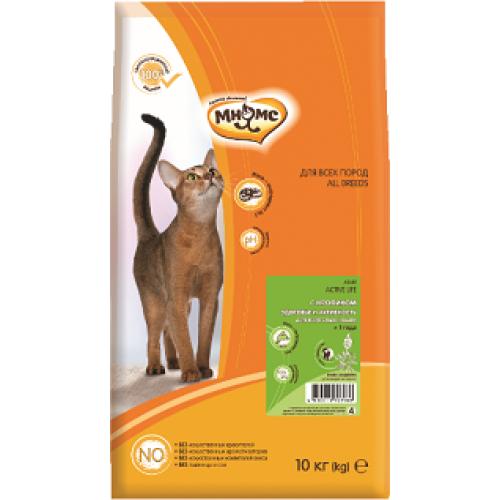 Active Life - Сухой корм с кроликом для взрослых кошек