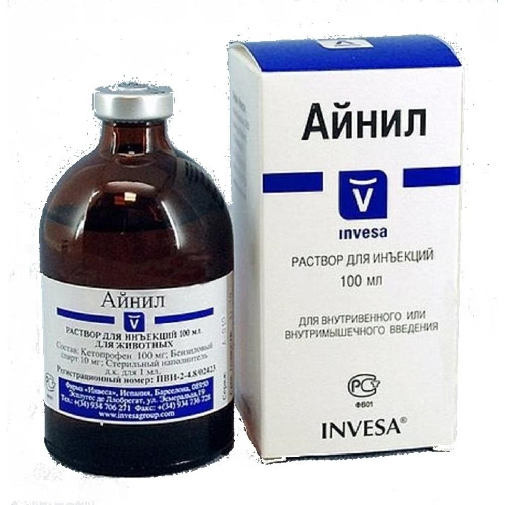 Livisto Айнил 10%, 1 фл. (100 мл)
