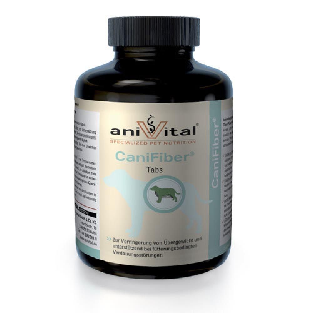 AniVital (Анивиталь) AniVital CaniFiber Tabs / Таблетки Анивиталь КаниФайбер