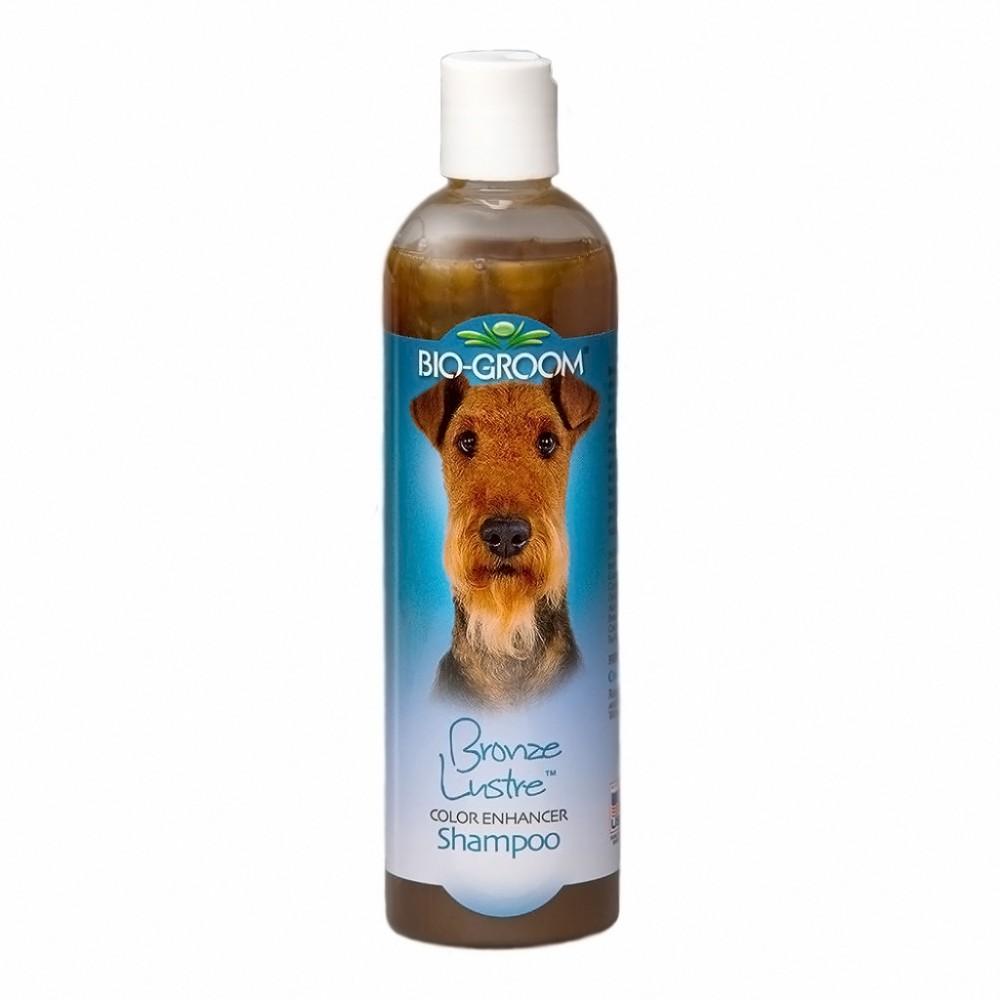 Bio-Groom Bronze Lustre - Шампунь-ополаскиватель для собак коричневого окраса