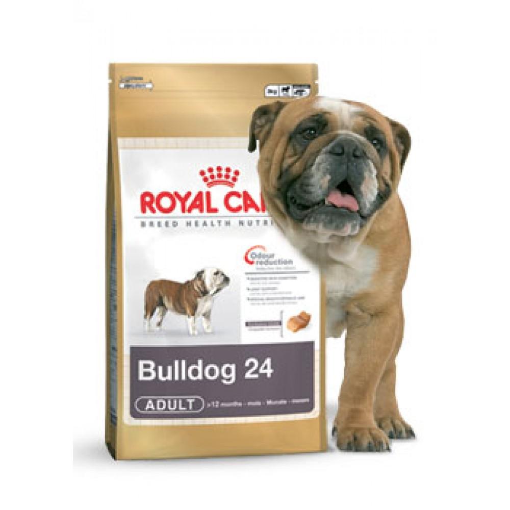 "Royal Canin Bulldog Adult - Корм для взрослых английских бульдогов ""Роял Канин Бульдог Эдалт"""