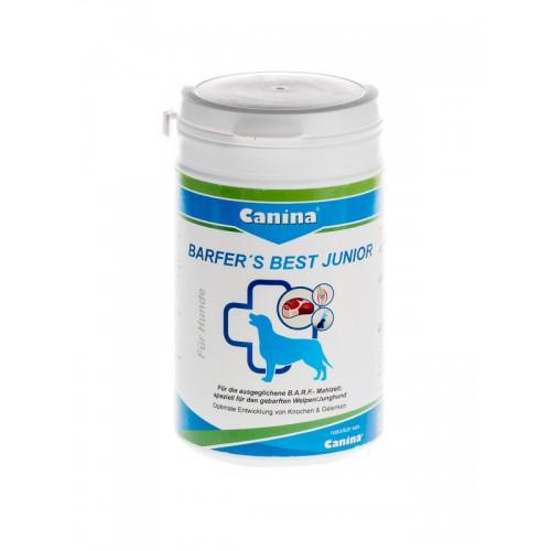 Canina Barfer's Best Junior / Канина Барферс Бест Юниор 1 уп. (350 г)